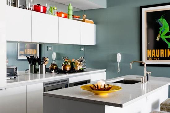 Design eficient si placut pentru bucatarii mici