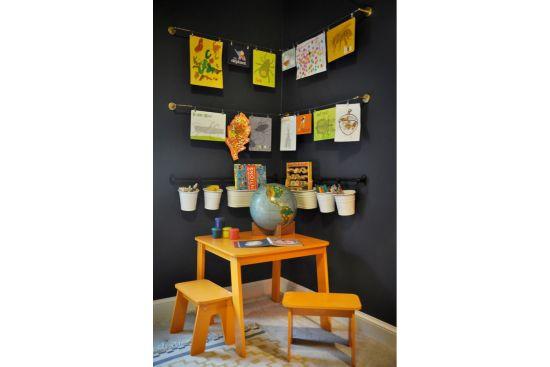 Cum organizezi o galerie pentru copilul tau?