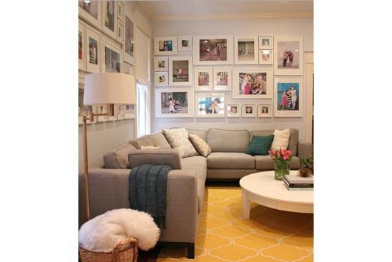 Decoratiuni simpatice pentru o locuinta de familie