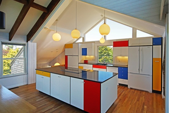 Reconditionare pentru o bucatarie moderna