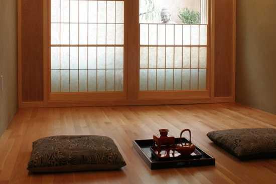 Echilibrul si meditatie in stil asiatic