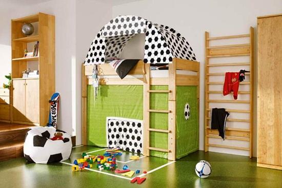Camere simpatice pentru copii