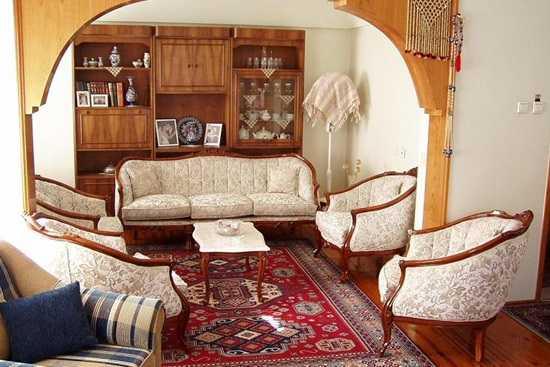 Amenajari interioare sinestezice - Stilul turcesc