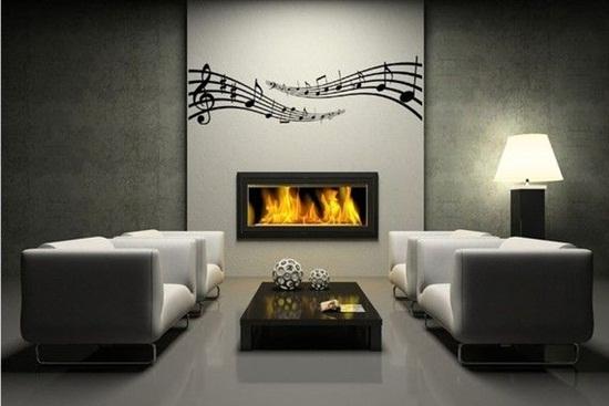 Livinguri pentru iubitorii de muzica