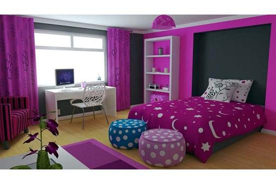 Fetelor le plac dormitoarelor lor