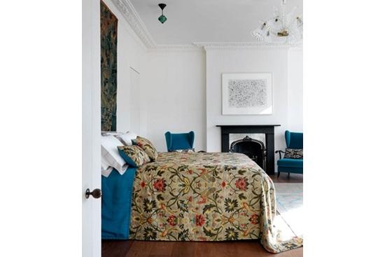 Dormitoare florale pentru toate anotimpurile