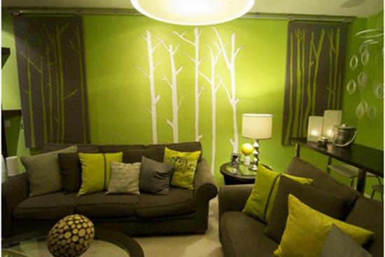 Alegerea culorilor pentru interiorul locuintei