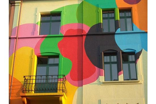 Culori... pe dinafara