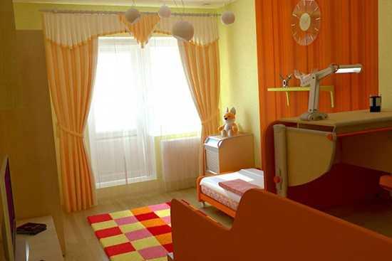 Transformarea camerei copilului in camera pentru un adolescent