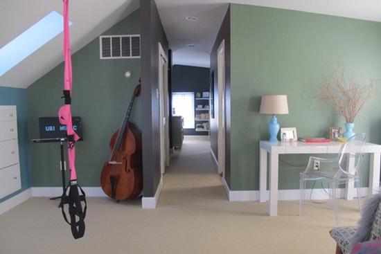 Gimnastica si voie buna chiar acasa