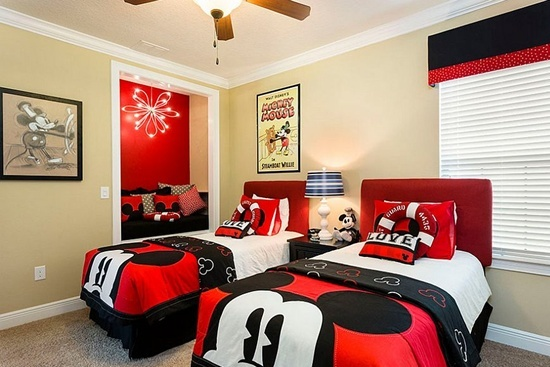 Cum amenajam dormitorul pentru gemeni?