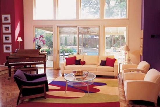 Importanta culorilor in amenajarile interioare – partea a II-a