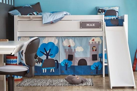 Dormitoare pentru baieti cu chef de joaca