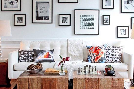 Vezi cum arata o galerie de arta la tine acasa