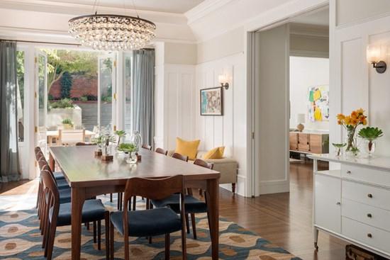 Sufrageria bunicii este acum moderna