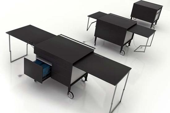 Bonus – idei de birouri mai sofisticate
