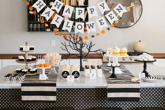 Casa groazei – idee decorativa de Halloween