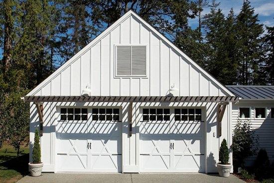 Despre usi de garaj: alegerea celui mai bun material