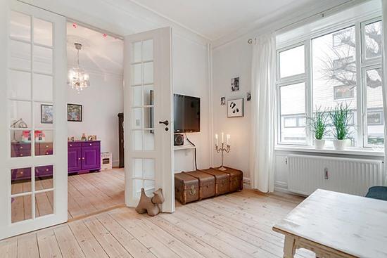A doua lectie de amenajare a locuintei in stil scandinav