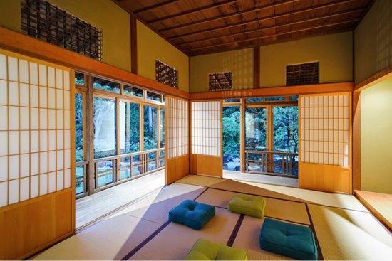 Casa inspirata din cultura japoneza - partea I