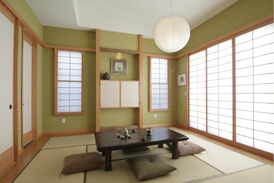 Casa inspirata din cultura japoneza - partea a II-a