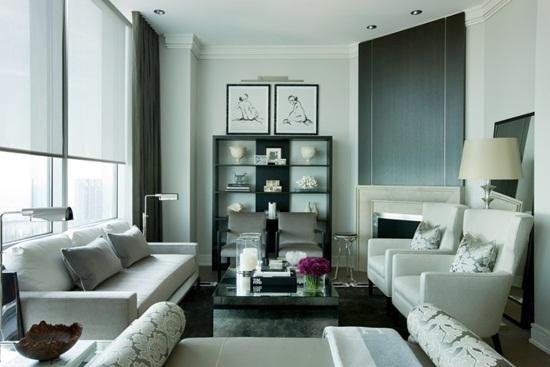Casa inspirata din amenajarea hotelurilor de lux - II