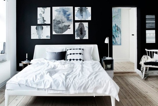 Dormitor seducator cu un element surpriza