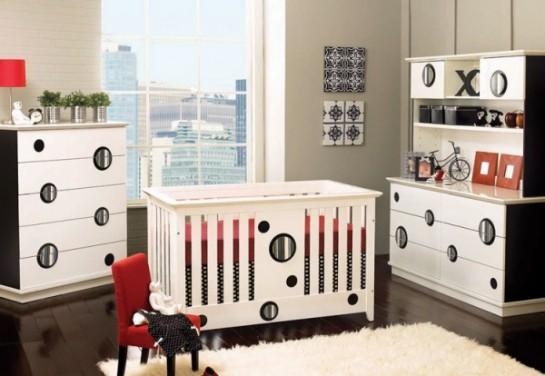 Amenajari dormitoare pentru bebelusi fericiti