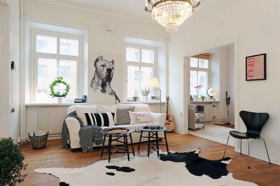 Secretul interioarelor amenajate in stil scandinav