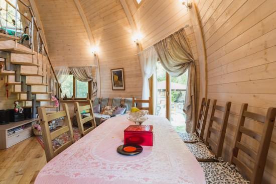 Sa fie lemnul materialul viitorului in home design?