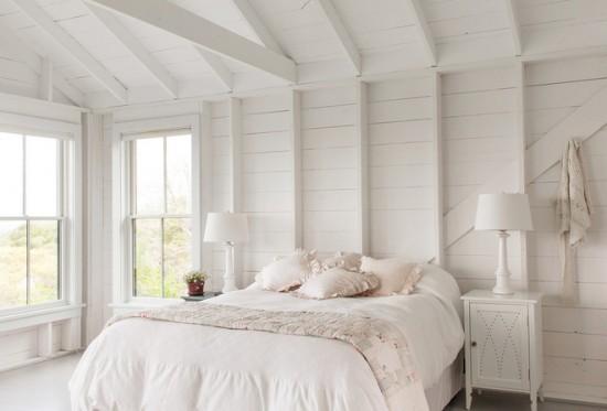 Sugestii in dormitor: decorarea intr-o singura nuanta I