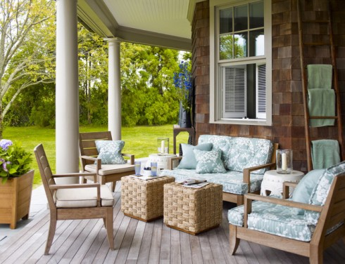 Week-end cu soare la terasa primitoare de acasa I