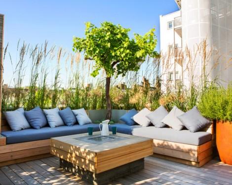 Week-end cu soare la terasa primitoare de acasa II