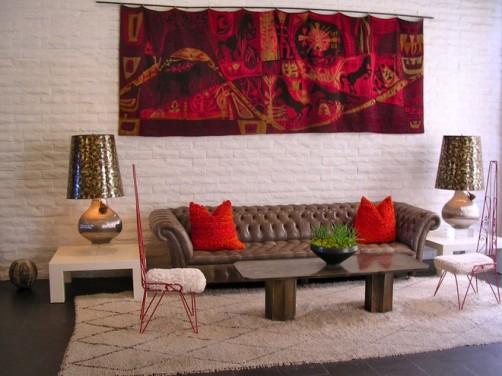 Simte aroma stilului marocan in amenajarea locuintei