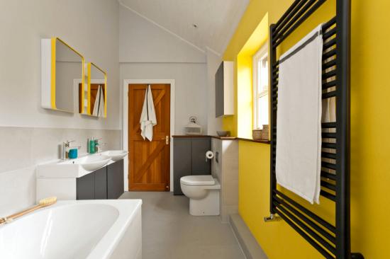 Culoare in baie pentru un plus de valoare - prima parte