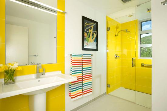 Culoare in baie pentru un plus de valoare - a doua parte