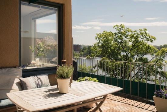 Trei idei inovatoare pentru balconul apartamentului