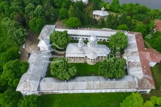 Manastirea Caldarusani – oaza de relaxare langa capitala