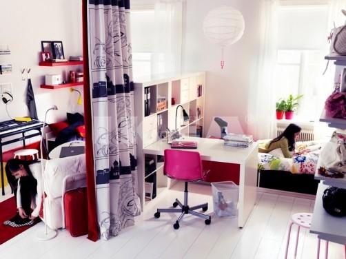 Camera de studiu pentru adolescenti, provocarea parintilor