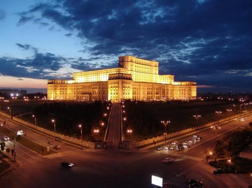 Cand ambitia isi spune cuvantul – Palatul Parlamentului