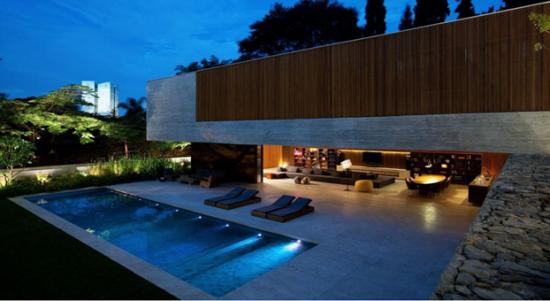 Vacanta la tine acasa - terase cu piscina