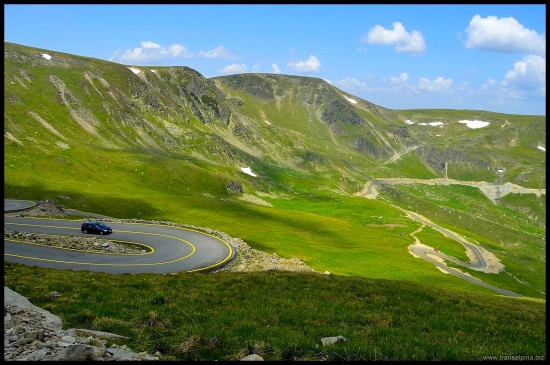 Transalpina – cel mai inalt drum din Romania