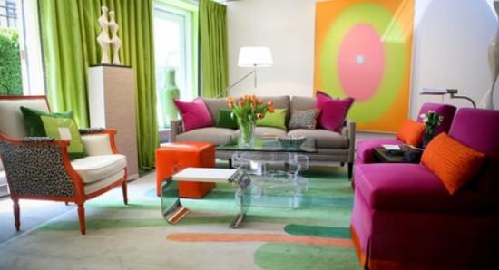 Foloseste roata culorilor pentru decorarea locuintei