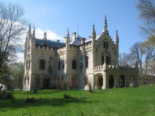 Castelele Romaniei – Castelul Sturdza