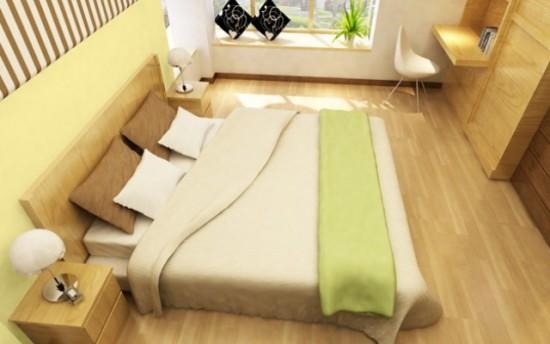 Cum amenajam dormitorul pentru un somn linistit