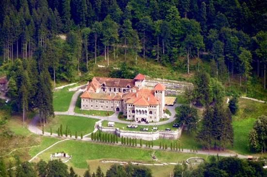Castelele Romaniei - Castelul Cantacuzino