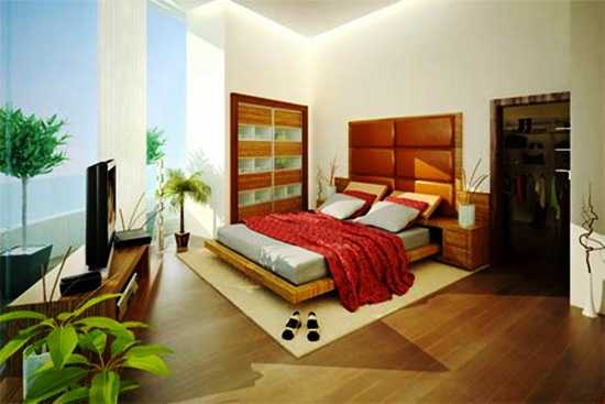 Cum arata dormitorul unui burlac?