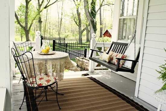 Gradina casei – un loc perfect pentru intalniri