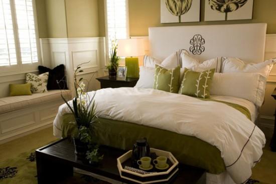 Dormitorul in stil Feng Shui