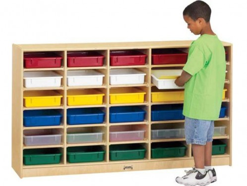 Unde depozitam toate jucariile copiilor?